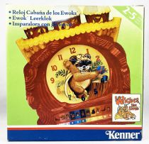 Wicket the Ewok - Kenner 1985 - Quelle Heure est-il Ewok? (Boite Euro)