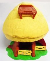 Wicket the Ewok - Kenner Preschool 1985 - Ewok Family Hut (occasion en boite)