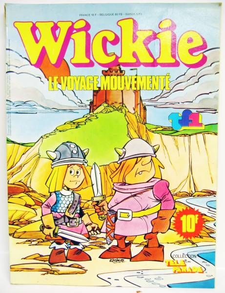 Wickie - Télé Parade Collection - The Animated Journey