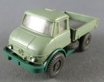 Wiking 37G Ho 1/87 Mercedes Unimog Vert