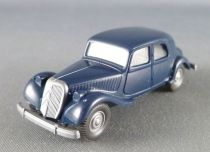 Wiking Ho 1/87 Citroën Traction 15 Six Bleu Nuit