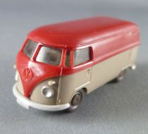 Wiking Ho 1:87 Wiking Ho 1/87 Red & Grey Vw T1 Volkswagen Sambabus