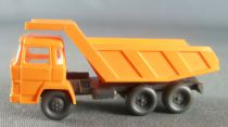 Wiking N Scale 1:160 Orange Magirus Dump Truck Mixer