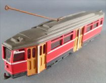 Wiking Red Berlin Tramway 14cm