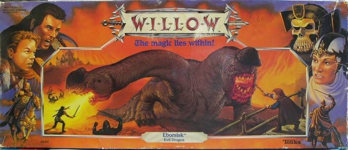 Willow - Tonka - Eborsisk (Evil Dragon)