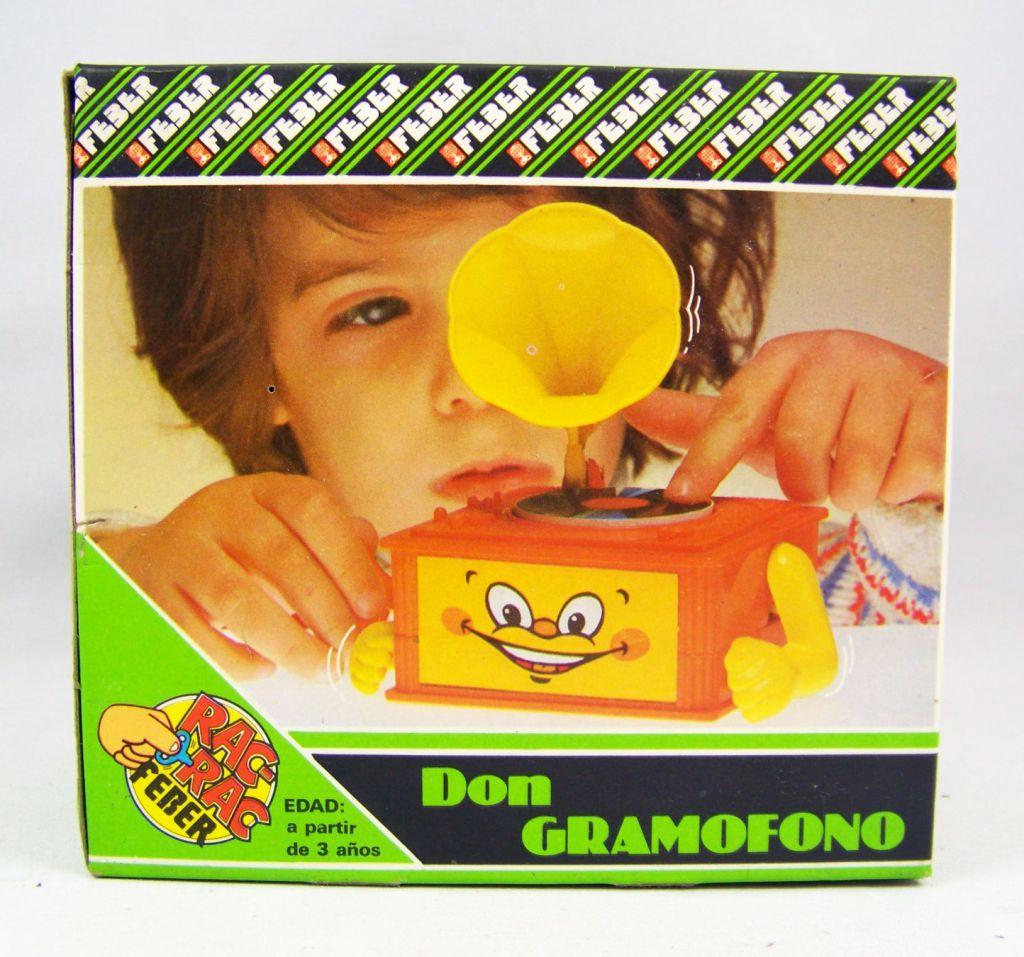 Wind-Up - Feber - Don Gramofono (mint in box)