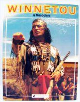 Winnetou le Mescalero - Editions du chat perché (Flammarion 1980)