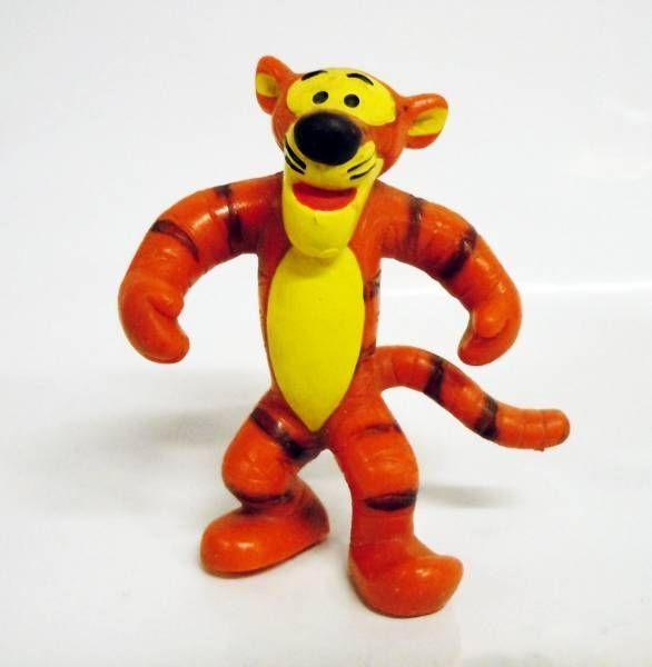 Winnie l\'ourson - figurine pvc Bully - Tigrou