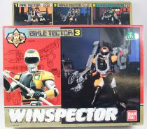 Winspector - Bikle Tector (neuf en boite) - Bandai Italie