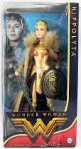 Wonder Woman - Mattel - Hippolyta - Figurine Barbie Collector Black Label 2017 (ref.DWD83)