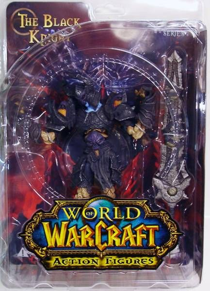 World of Warcraft - Argent Nemesis : The Black Knight - DC Unlimited