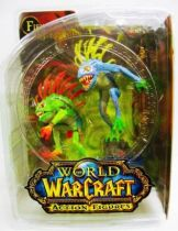 World of Warcraft - Murloc 2-Pack : Fish-Eye (Green) & Gibbergill (Blue) - DC Unlimited