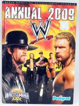 World Wrestling Entertainment - WWE Annual 2009 Wrestlemania XXIV