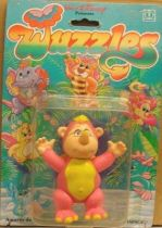 Wuzzles - Rhinokey Mint on Card Action Figure
