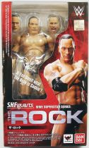 WWE - Bandai S.H.Figuarts - The Rock