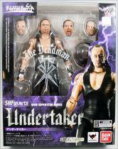 WWE - Bandai S.H.Figuarts - Undertaker