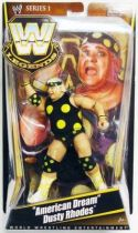 WWE Mattel - \'\'American Dream\'\' Dusty Rhodes (Legends Série 1)