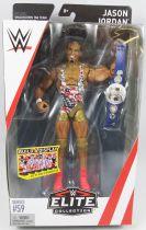 WWE Mattel - American Alpha Jason Jordan (Elite Collection Série 59)