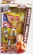 WWE Mattel - Antonio Cesaro (Elite Collection Série 23)