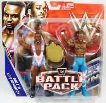 WWE Mattel - Big E & Kofi Kingston : The New Day (Battle Pack Series 43)