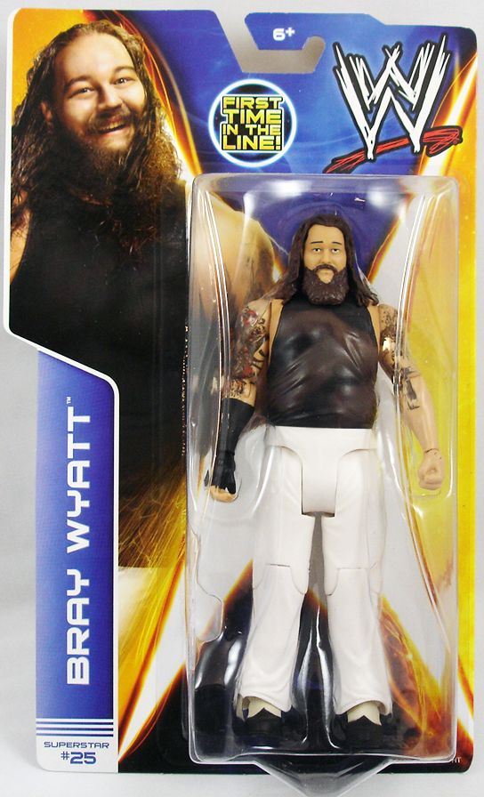 WWE Mattel - Bray Wyatt (2014 Basic Superstar #25)
