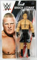 WWE Mattel - Brock Lesnar (2017 Basic Superstar series 80)