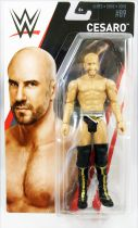 WWE Mattel - Cesaro (2018 Basic Superstar series 89)