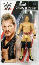 WWE Mattel - Chris Jericho (2017 Basic Superstar Series 80)