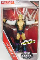 WWE Mattel - Chris Jericho (Elite Legends Série 1)