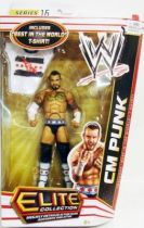 WWE Mattel - CM Punk (Elite Collection Série 16)