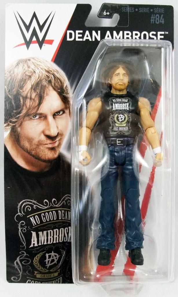WWE Mattel Dean Ambrose Series 84 figure loose