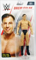 WWE Mattel - Drew Gulak (2018 Basic Superstar series 91)