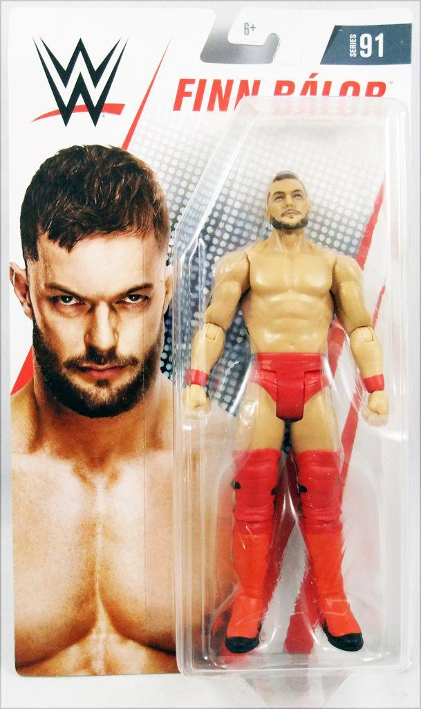 WWE Mattel - Finn Balor (2018 Basic Superstar series 91)