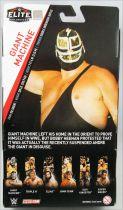 WWE Mattel - Giant Machine (Elite Collection Série 60)