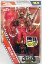 WWE Mattel - Harlem Heat Booker T (Elite Collection Série 46)