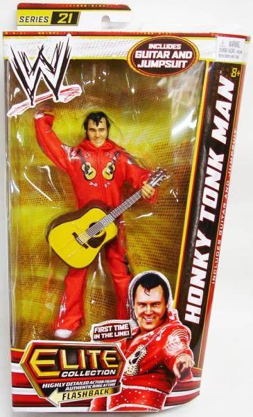 WWE Mattel - Honky Tonk Man (Elite Collection Series 21)