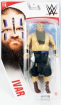 WWE Mattel - Ivar of the Viking Raiders (2020 Basic Superstar Series 118)