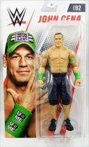 WWE Mattel - John Cena (2018 Basic Superstar series 92)