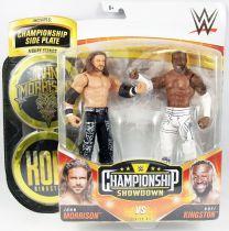 WWE Mattel - John Morrison & Kofi Kingston (Championship Showdown Series 4)