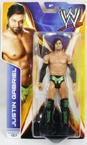 WWE Mattel - Justin Gabriel (2014 Basic Superstar #27)