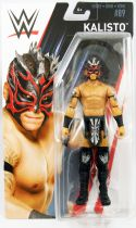 WWE Mattel - Kalisto (2018 Basic Superstar series 89)