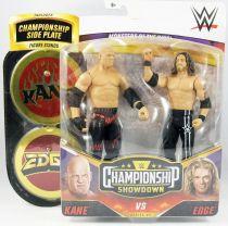 WWE Mattel - Kane & Edge (Championship Showdown Series 3)