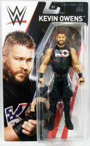 WWE Mattel - Kevin Owens (2017 Basic Superstar series 84)