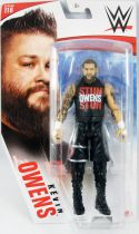 WWE Mattel - Kevin Owens (2020 Basic Superstar series 116)