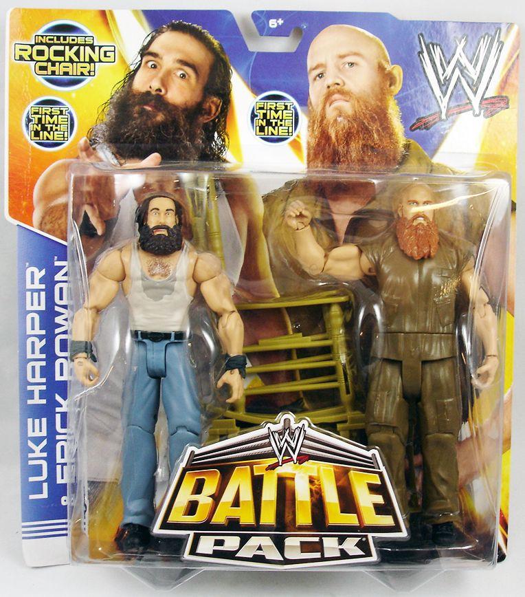 WWE Mattel - Luke Harper & Erick Rowan (Battle Pack)