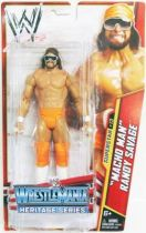 WWE Mattel - Macho Man Randy Savage (2013 Basic Superstar #13)