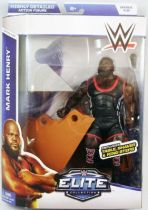 WWE Mattel - Mark Henry (Elite Collection Série 32)