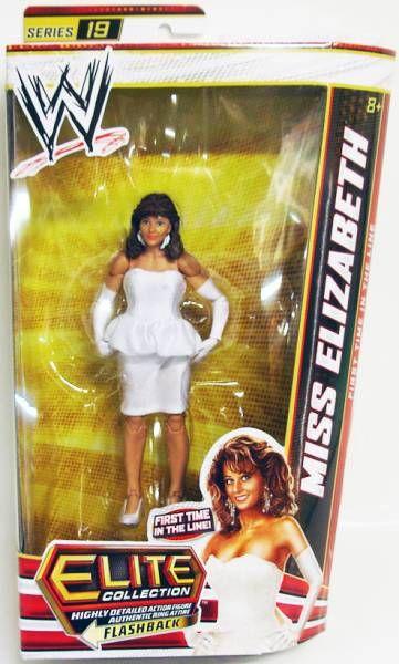 WWE Mattel - Miss Elizabeth (Elite Collection Série 19)