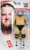 WWE Mattel - Otis of Heavy Machinery (2020 Basic Superstar series 117)