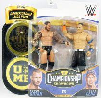WWE Mattel - Randy Orton & John Cena (Championship Showdown Series 2)